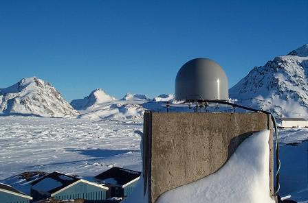 Photo of Station in Greenland
