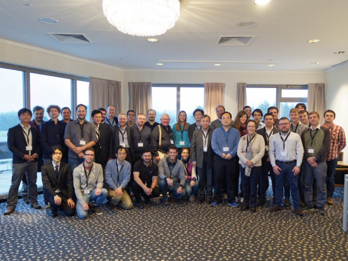 EEWRR 2015 Group Photo