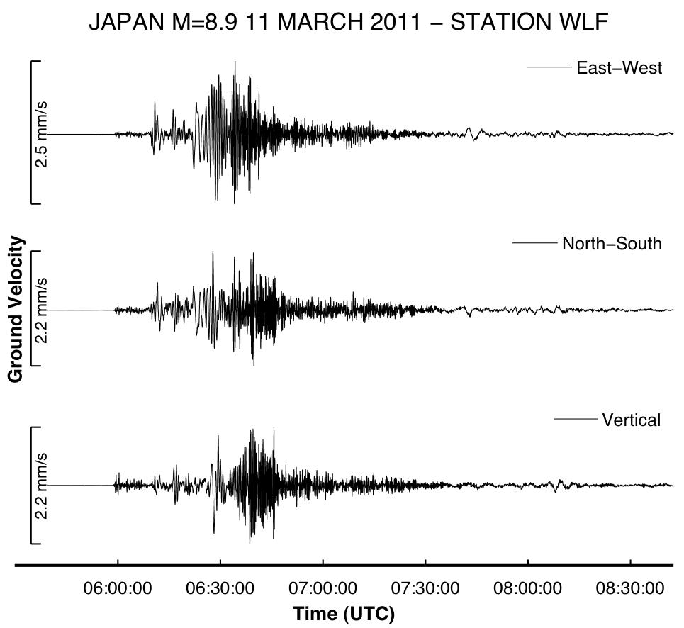 Japan EQ M:9.0 2011.03.11