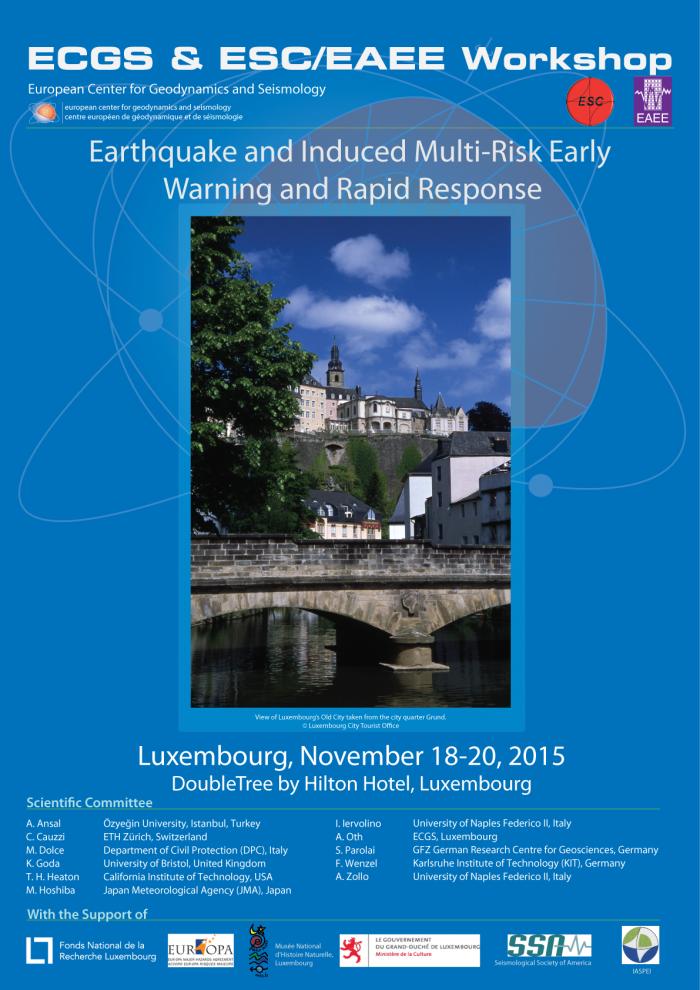 EEWRR 2015 Poster